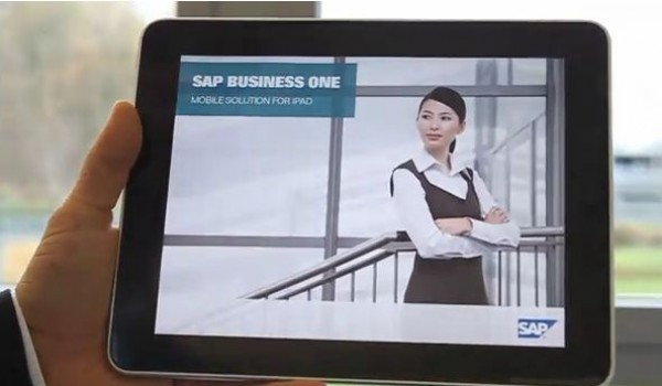 SAP Business One for iPad