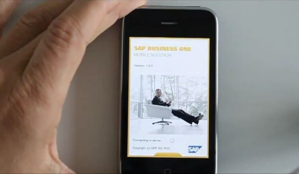 SAP Business One for iPhone